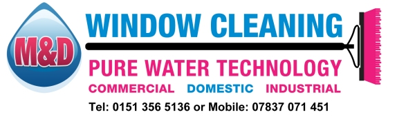 M & D Window Cleaning - Ellesmere Port